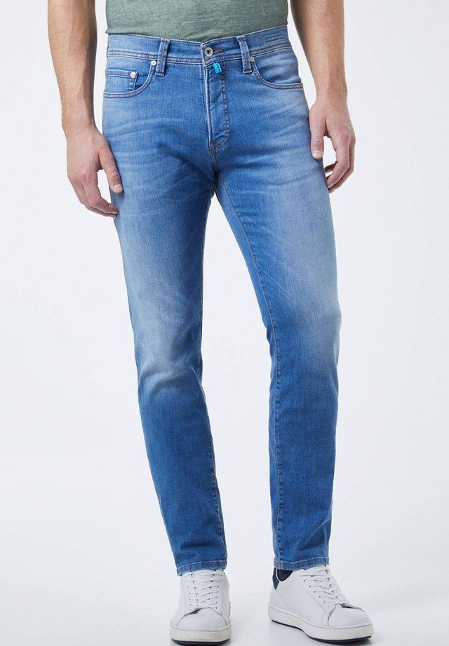 LYON TAPERED - Jeans Tapered Fit - bleached (80)