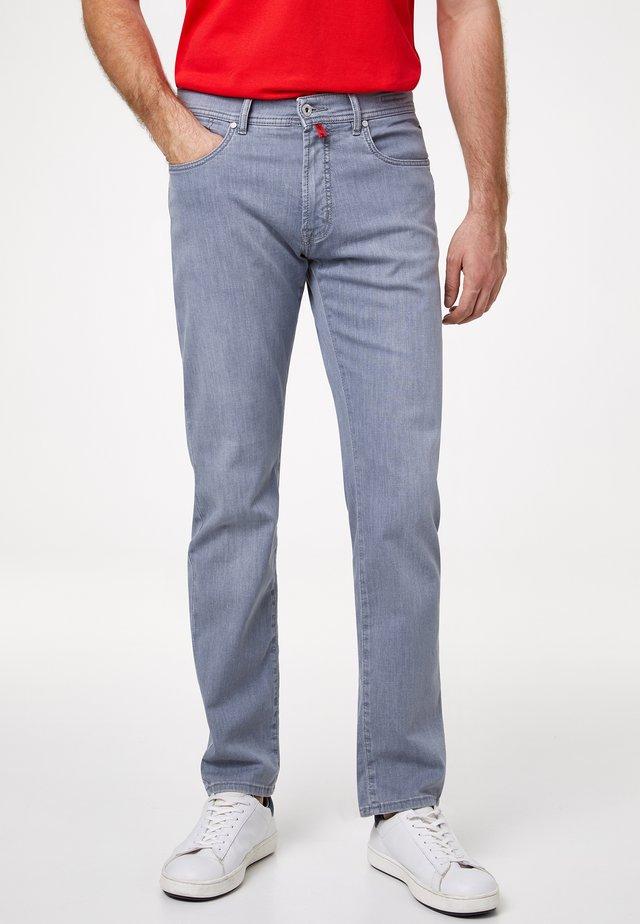 LYON  - Slim fit jeans - grau