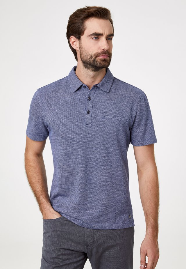 VOYAGE - Polo shirt - blue