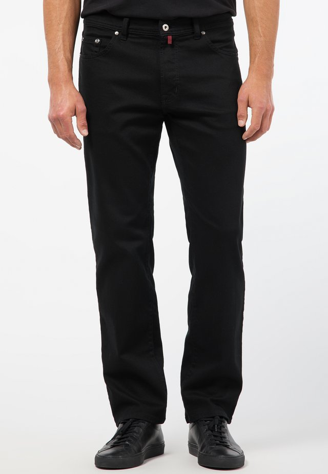 DIJON - Straight leg jeans - black