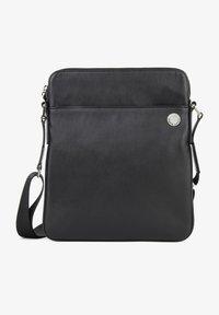 Pierre Cardin - SATELLITE  - Across body bag - black - 0