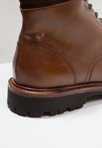 Prime Shoes - Schnürstiefelette - buttero brown - 6