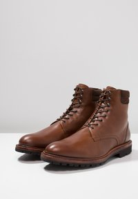 Prime Shoes - Lace-up ankle boots - buttero brown - 2