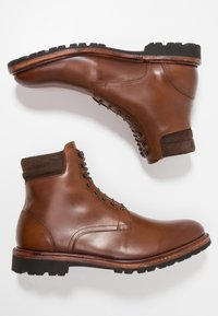 Prime Shoes - Lace-up ankle boots - buttero brown - 1