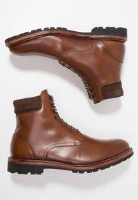 Prime Shoes - Schnürstiefelette - buttero brown - 1