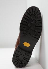 Prime Shoes - Schnürstiefelette - buttero brown - 4