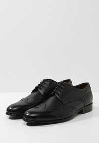 Prime Shoes - Stringate eleganti - black - 2
