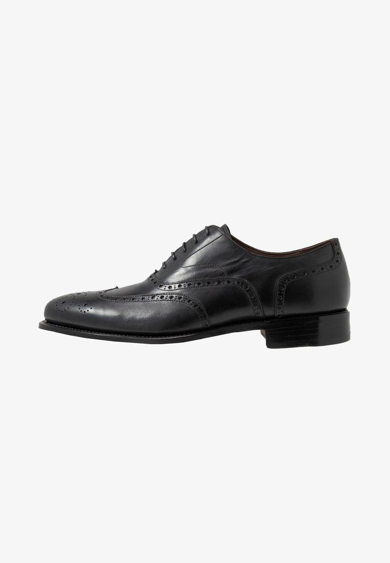 Prime Shoes - Stringate eleganti - black
