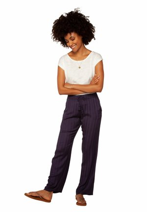 NONI - Trousers - ground blue