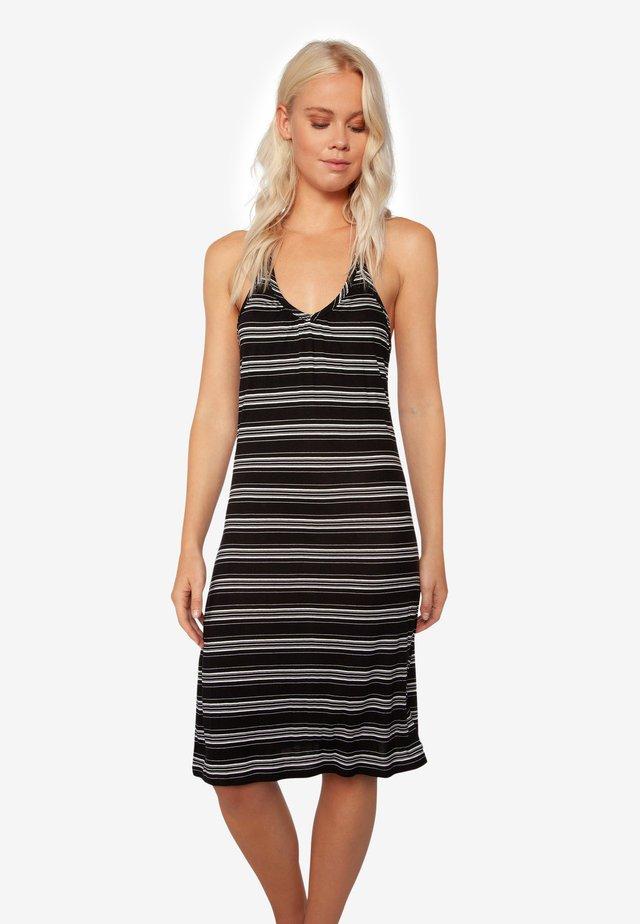 REVOLVY - Jersey dress - true black