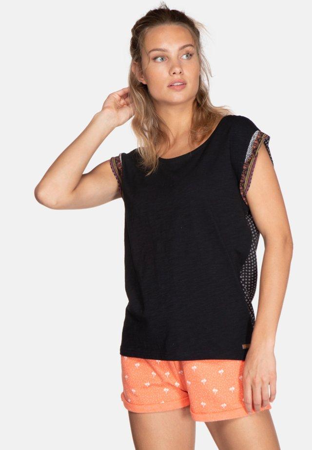 RADICAL - T-shirt print - black