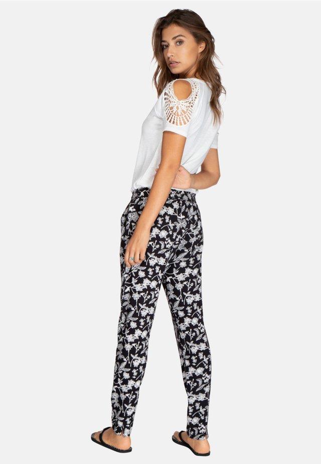 LEILA - Print T-shirt - white