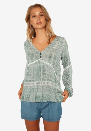 CHURRO  - Blouse - sage