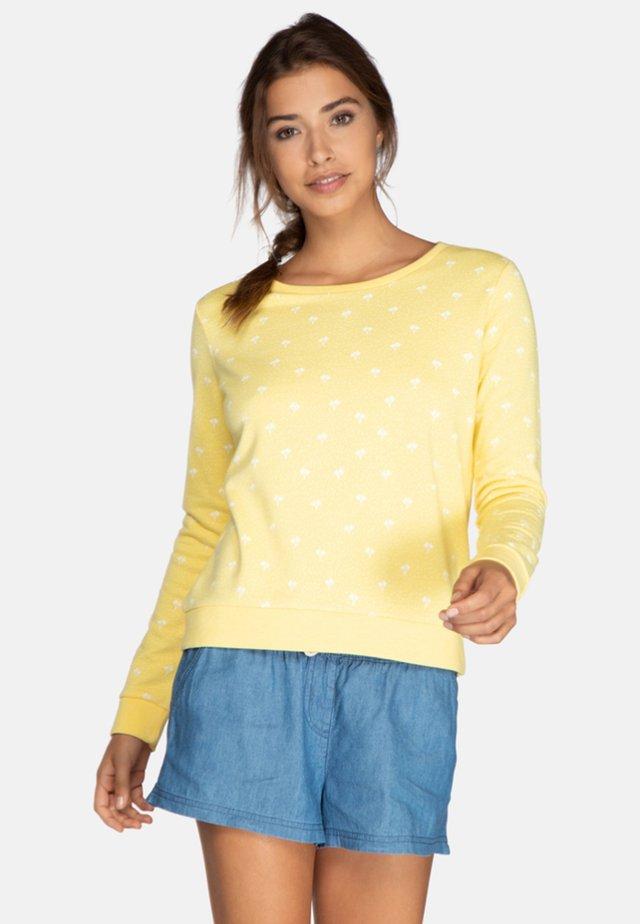 MIRA  - Sweater - yellow