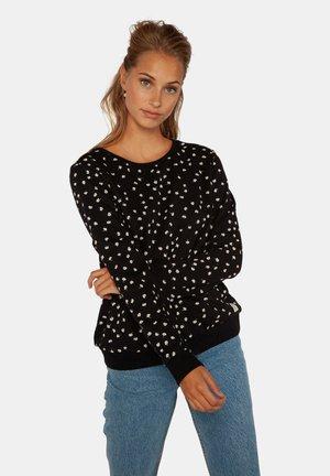 STEAM - Sweatshirt - true black
