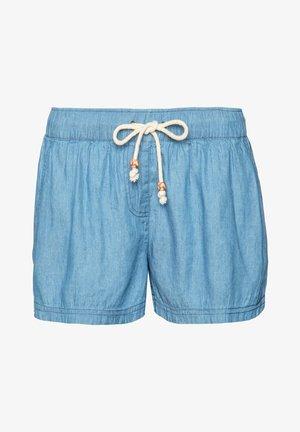 Denim shorts - sky denim