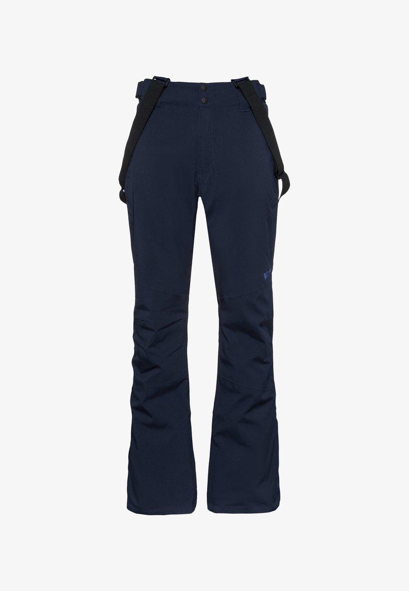Protest - MIIKKA 19 - Snow pants - dark blue