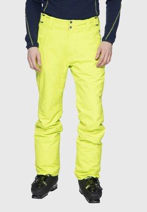MIIKKA 19 - Pantalon de ski - green glow