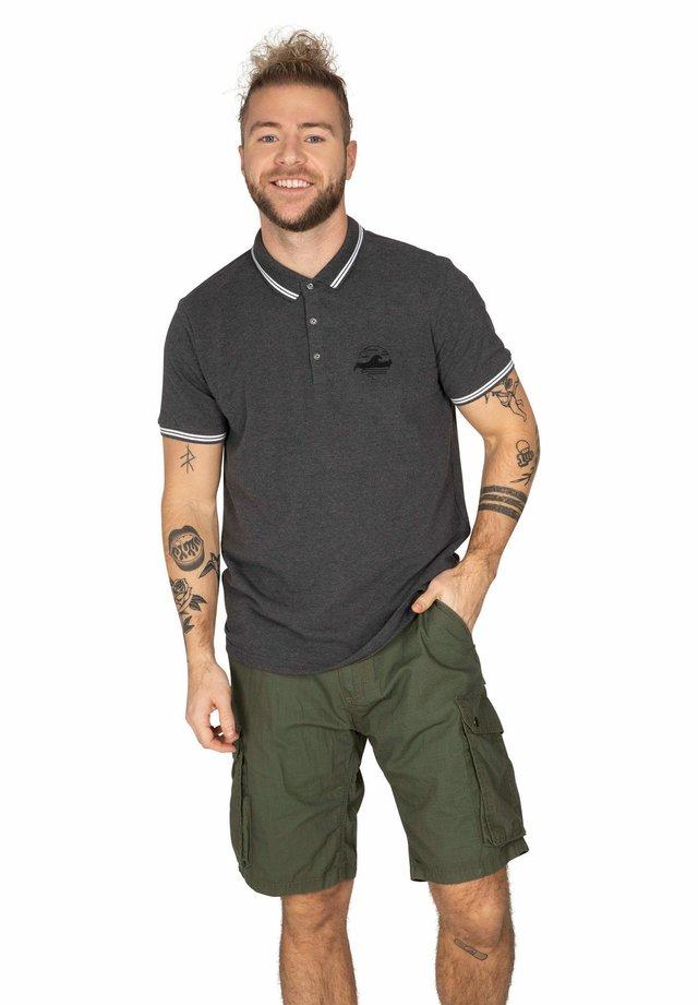 LINDUP  - Shorts - grey green