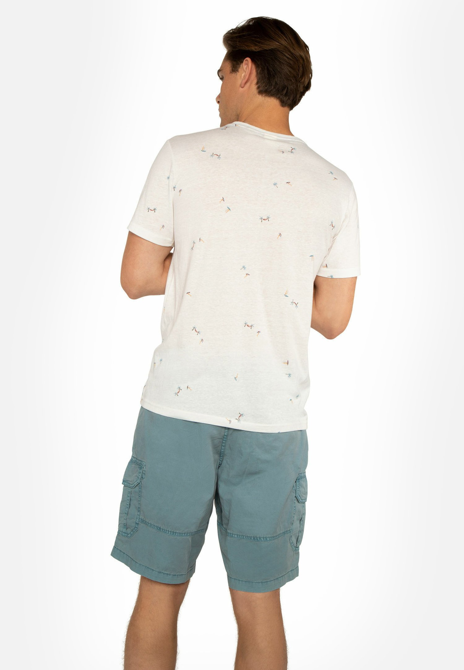 Protest Tocco - T-shirt Print Off White bdsXPrr