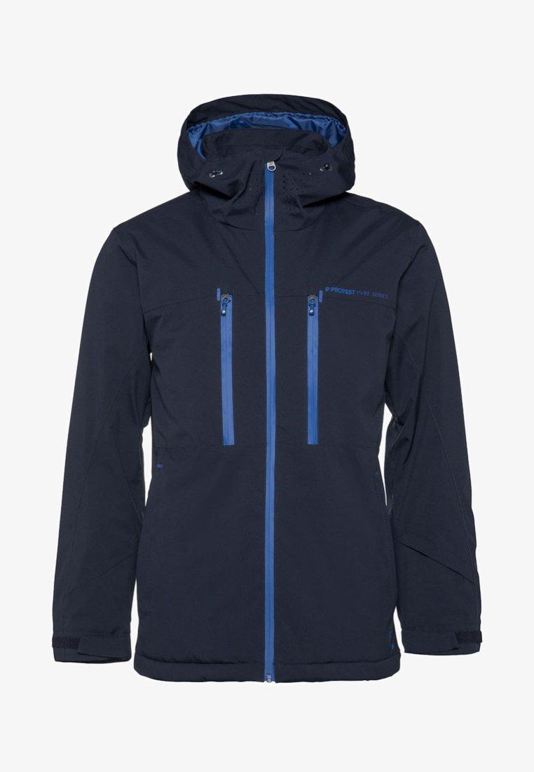 Protest - Snowboardjas - dark blue