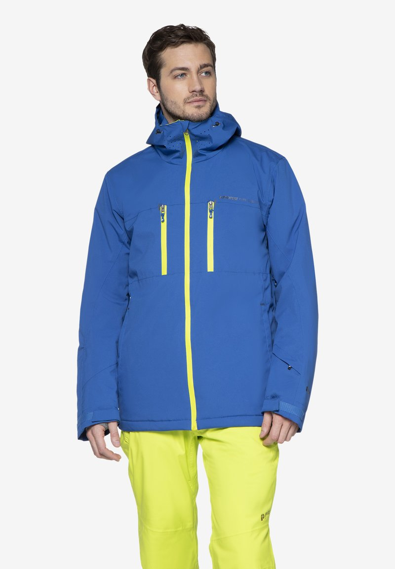 Protest - Snowboard jacket - blue