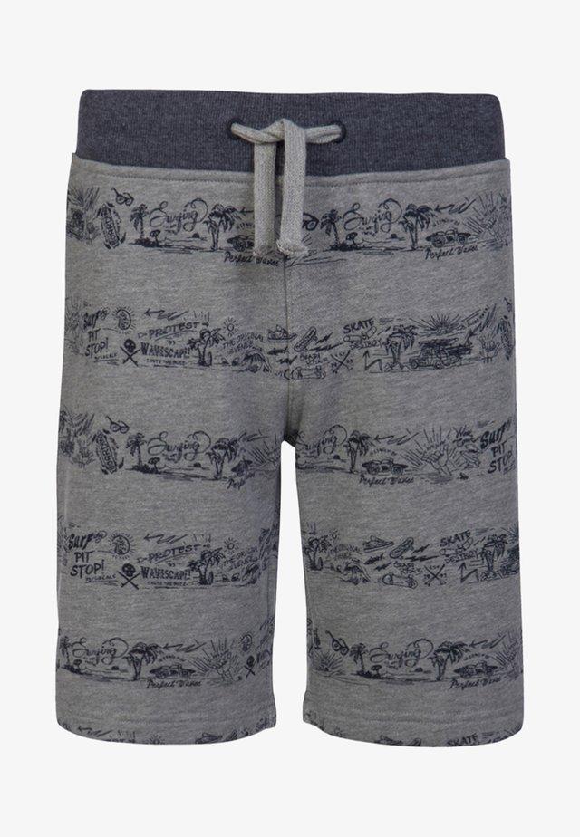 EMILLIO JR  - Shorts - dark grey