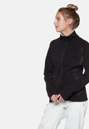 FULL ZIP - Outdoor jacket - true black