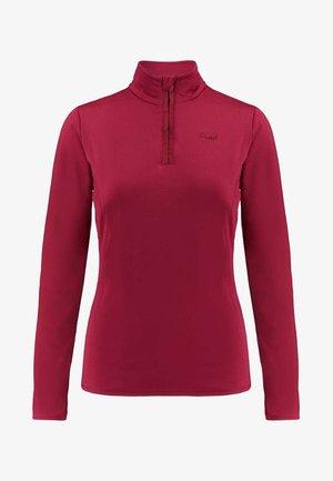 FABRIZOY - Sweater - berry