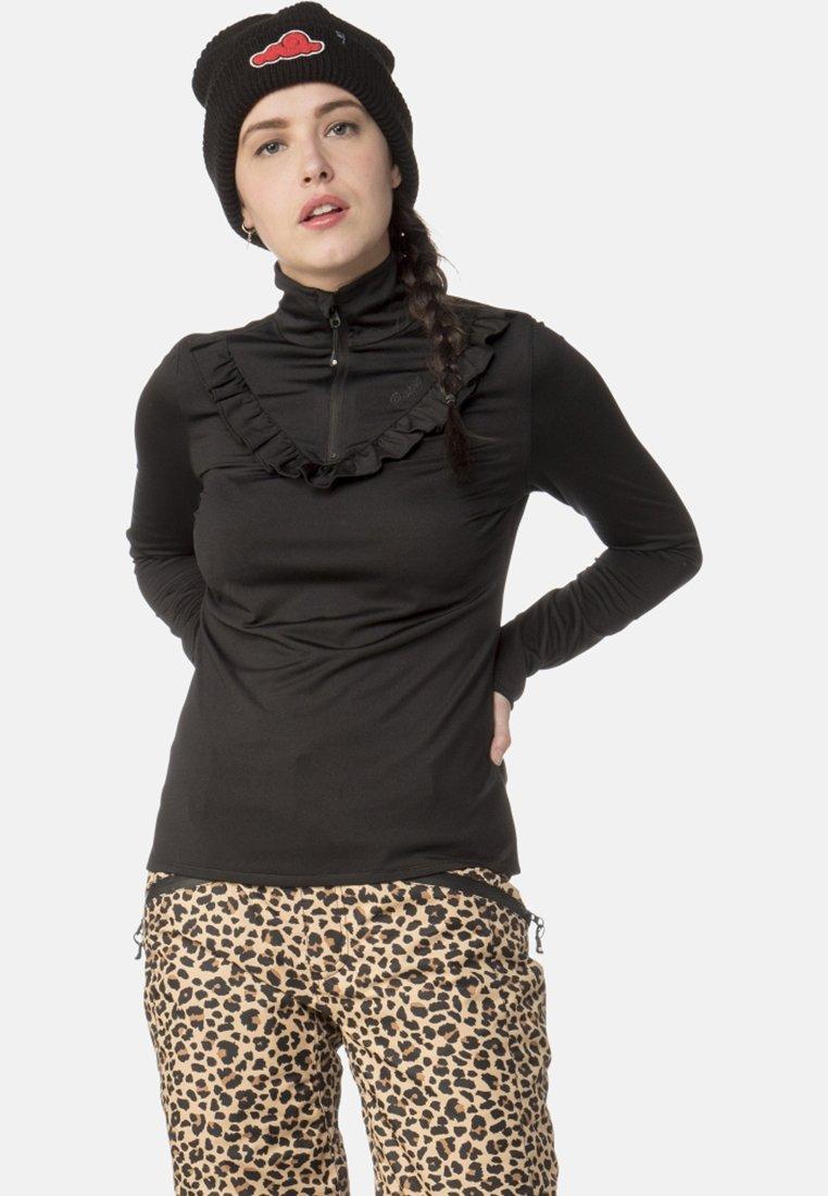 Protest - ROSCAL - Fleece jumper - black