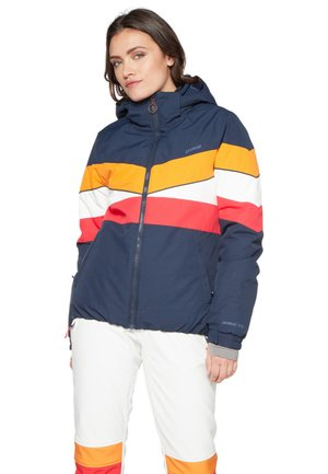 Snowboardjas - ground blue