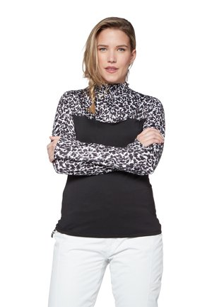 PRYA - POLAIRE - Sweater - true black
