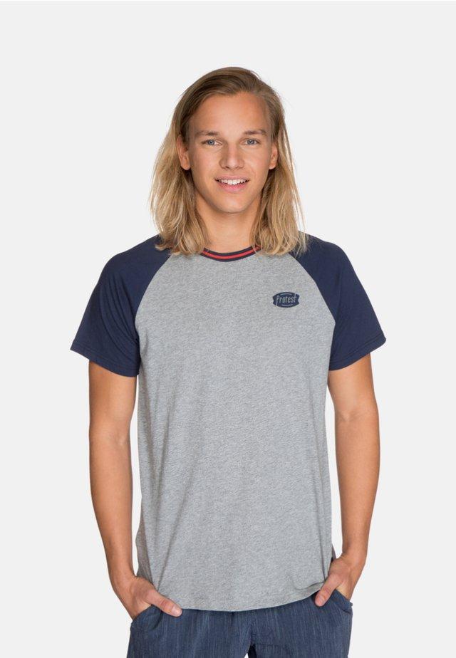 AITAN - T-shirt print - ground blue