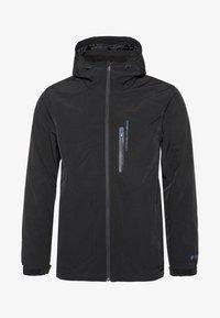 Protest - Snowboard jacket - True Black - 4
