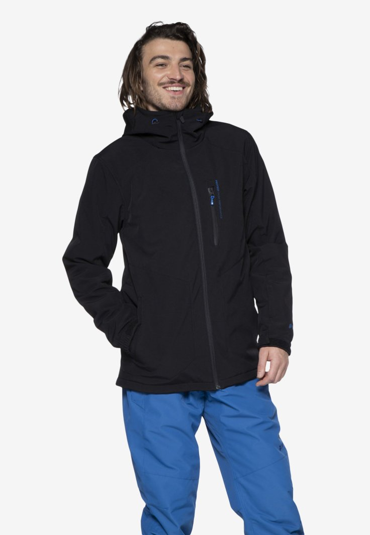 Protest - Snowboard jacket - True Black