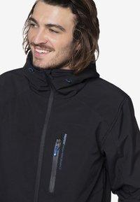 Protest - Snowboard jacket - True Black - 3