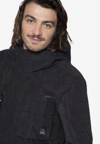 Protest - Ski jacket - true black - 3
