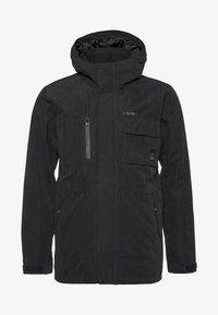 Protest - Ski jacket - true black - 4