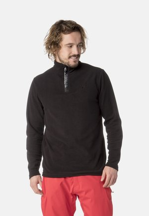 PERFECTY - Fleece trui - true black