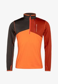 Protest - Fleece trui - orange/brown - 4