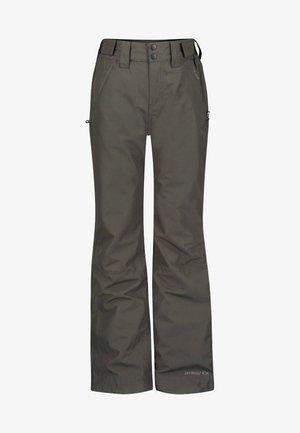 JACKIE JR - Snow pants - stone
