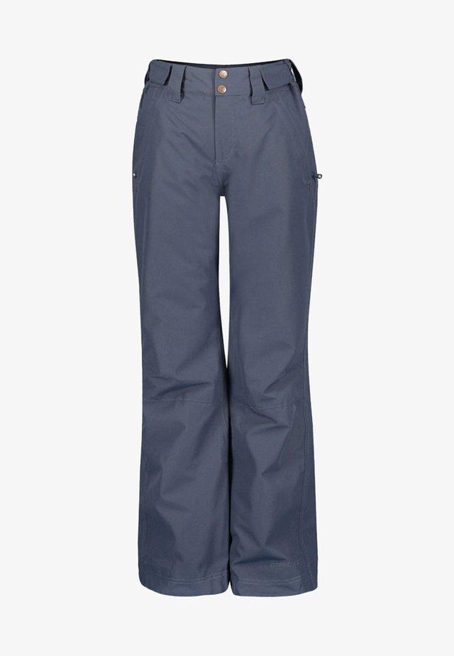 JACKIE JR - Snow pants - grey