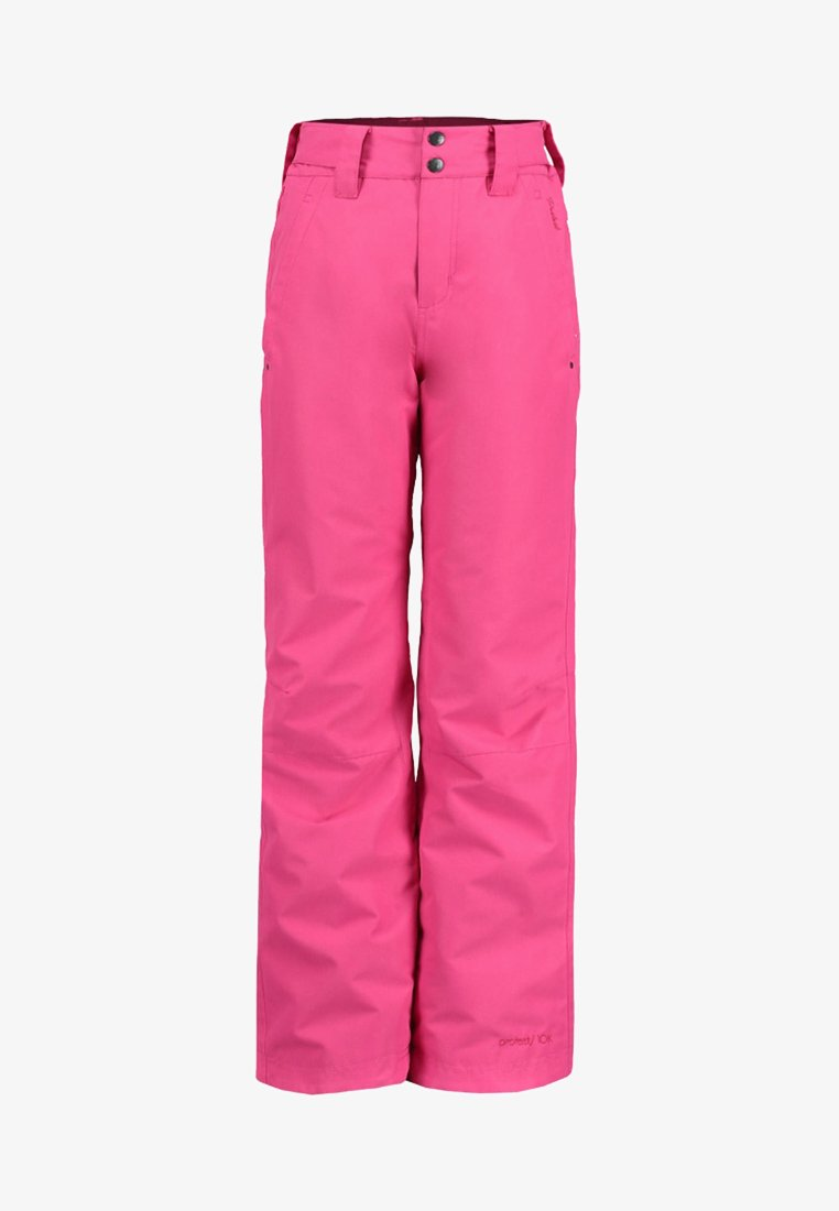 Protest - JACKIE JR - Snow pants - pink