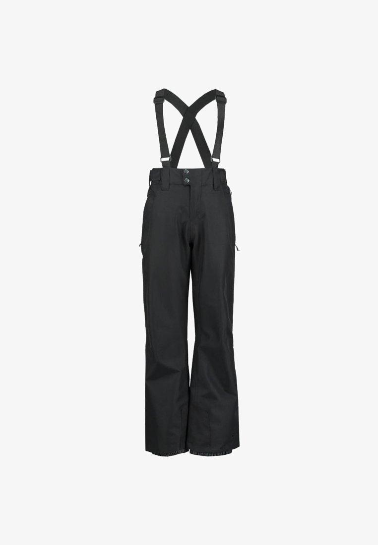 Protest - BORK - Snow pants - black