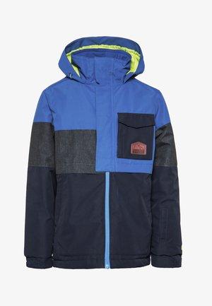 SNOWJACKET - Snowboard jacket - blue