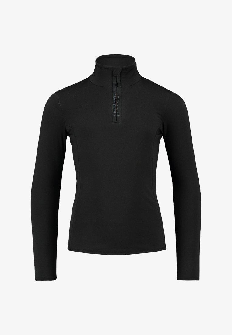 Protest - SKIROLLI - Fleece jumper - schwarz