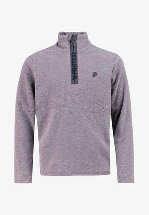 JUNGEN  - Fleece trui - grey