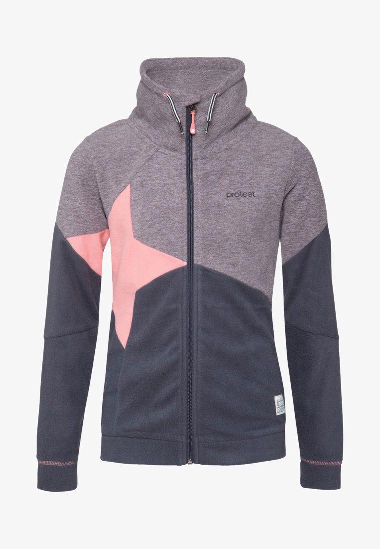 Protest - Fleece jacket - dark grey
