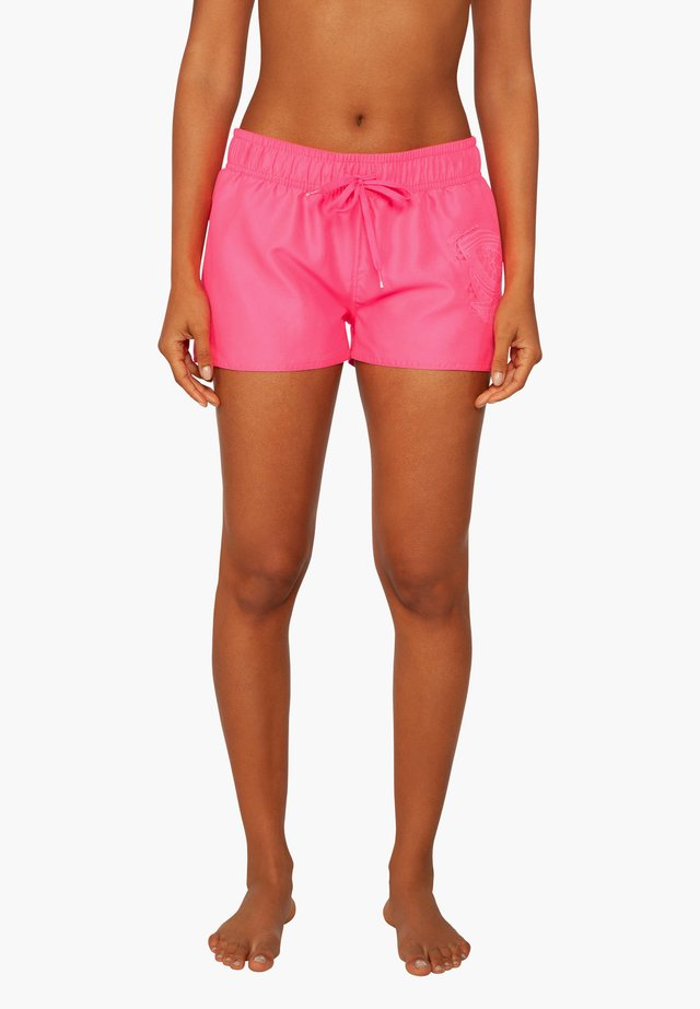 EVIDENCE - Swimming shorts - pink pink