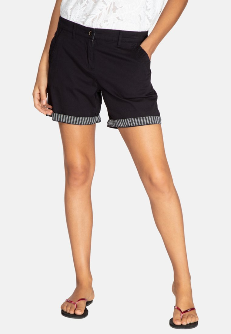 Protest - BARRY  - Swimming shorts - true black